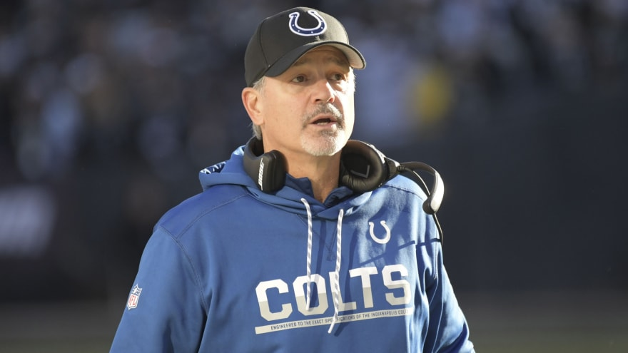The 'Indianapolis Colts head coaches' quiz