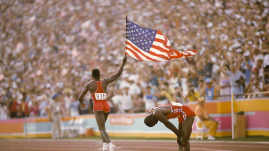 The 'US Olympian medal leaders' quiz
