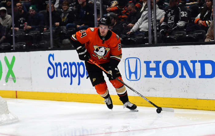 Anaheim Ducks: Sam Steel