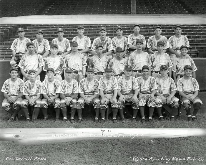 1944 Brooklyn Dodgers