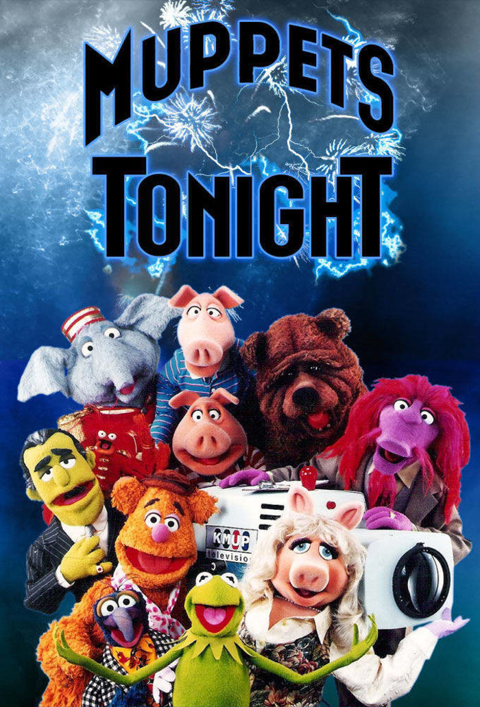 """Muppets Tonight"" (ABC: 1996, Disney Channel: 1997-1998)"