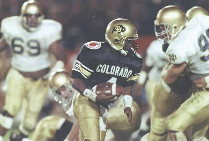 Colorado Buffaloes, 1990
