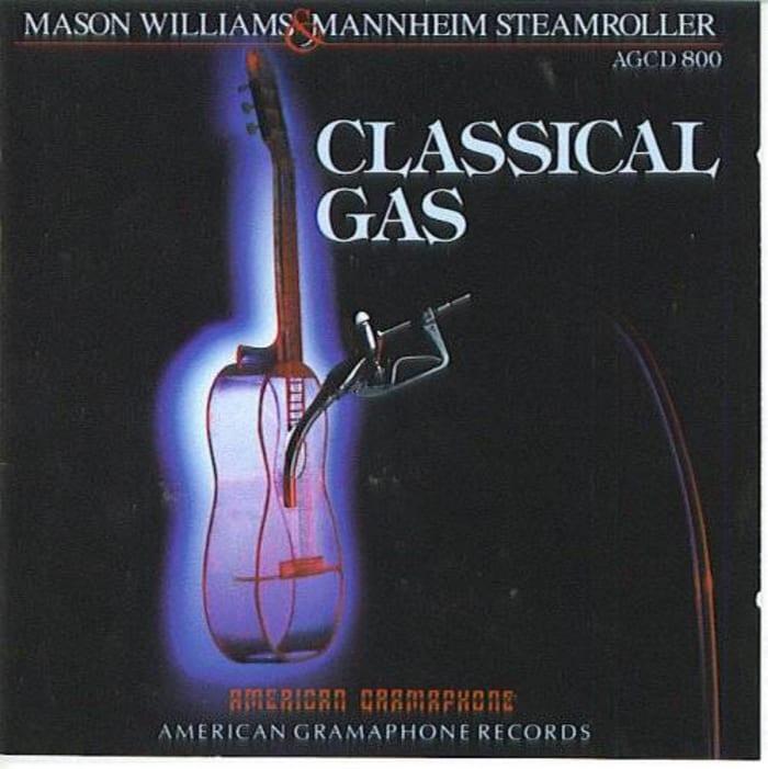 """Classical Gas,"" Mason Williams (1968)"