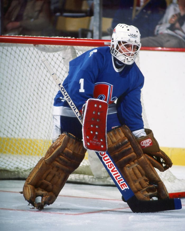 1968: Michel Plasse, G, Montreal Canadiens
