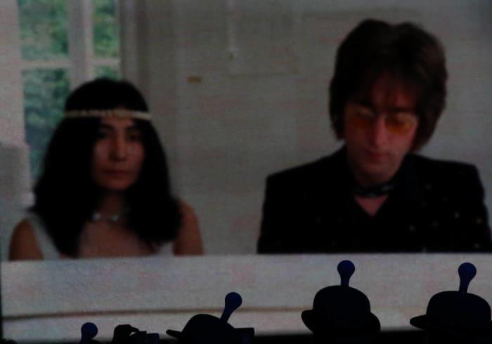 """The Ballad of John and Yoko,"" Beatles (1969)"