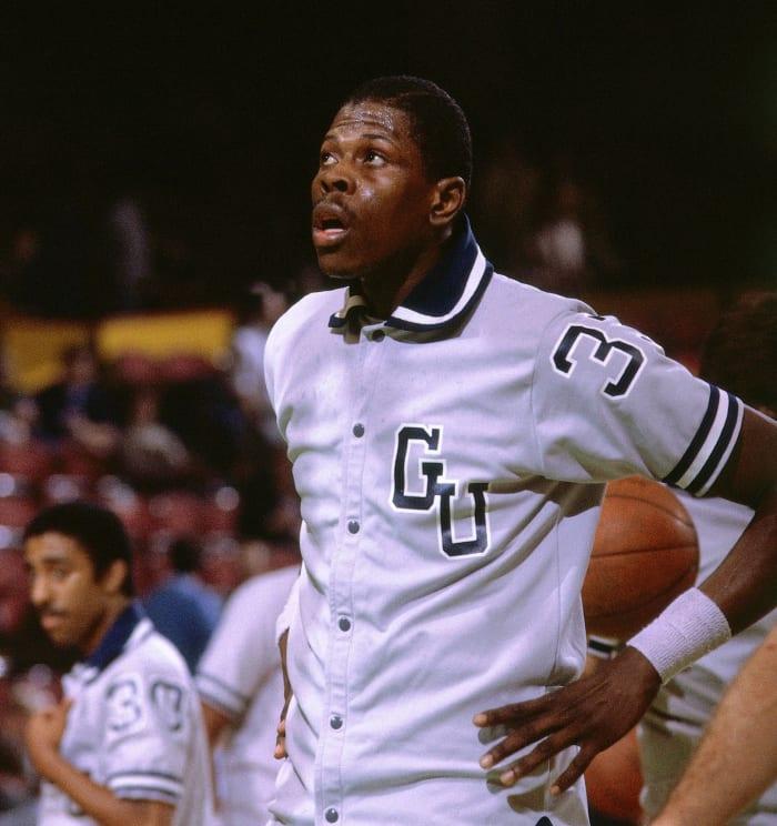 1984: Patrick Ewing, Georgetown