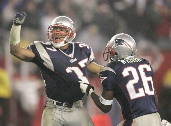 2003: Rodney Harrison, New England Patriots