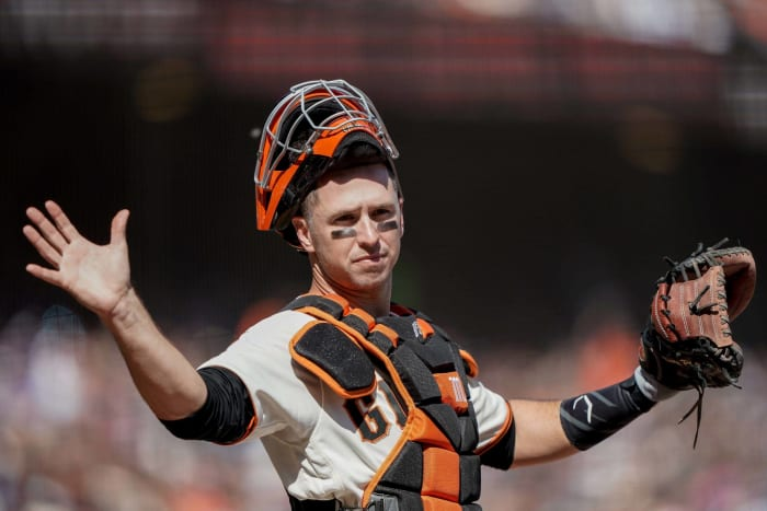 Catcher: Buster Posey