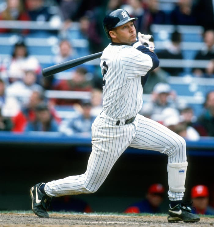 1996: Jeter wins AL Rookie of the Year
