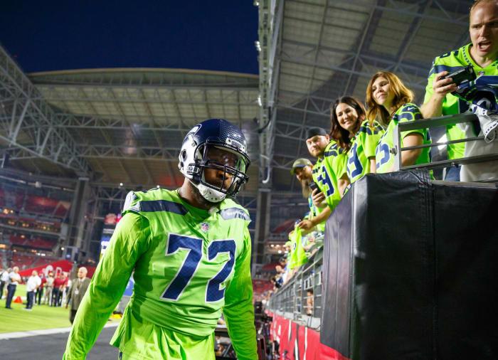 2013: Michael Bennett, Seattle Seahawks