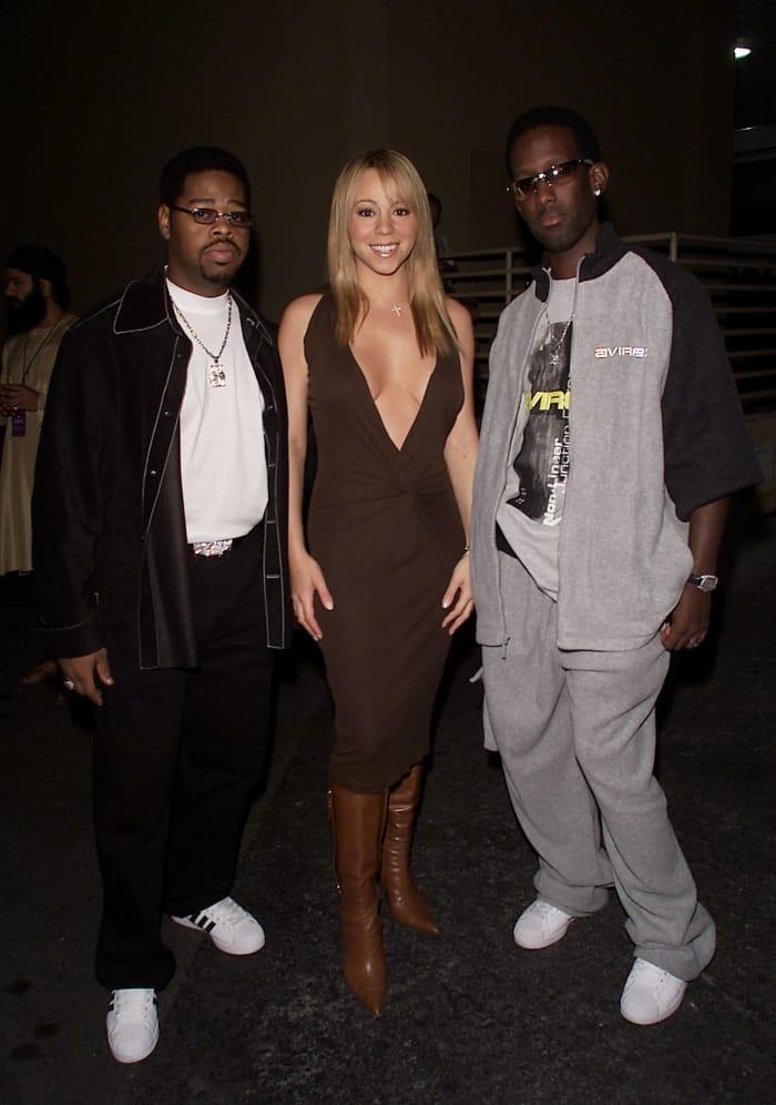 "Boyz II Men & Mariah Carey - ""One Sweet Day"""