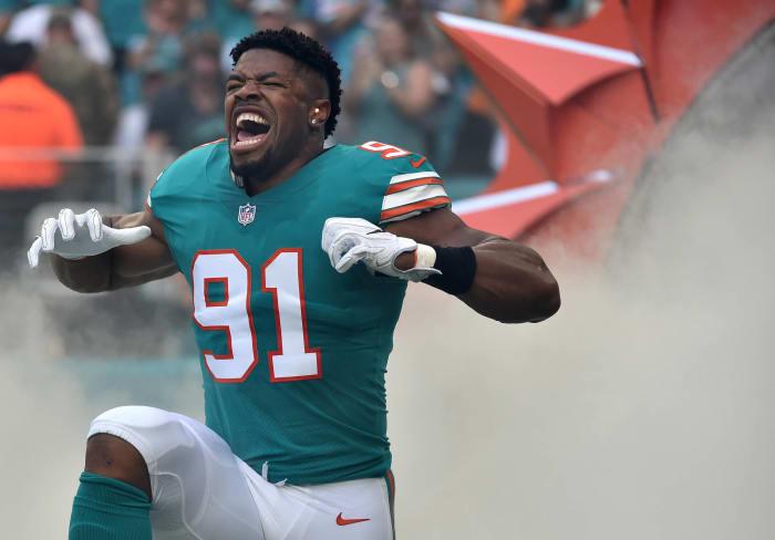 2009: Cameron Wake, Miami Dolphins