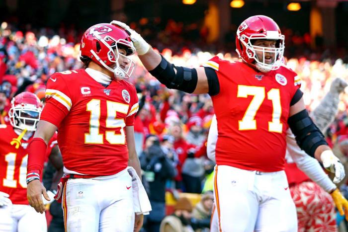 2016: Mitchell Schwartz, Kansas City Chiefs