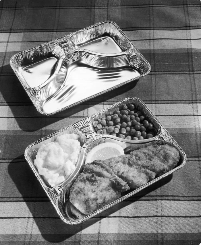 The late 1940s: FridgiDinners