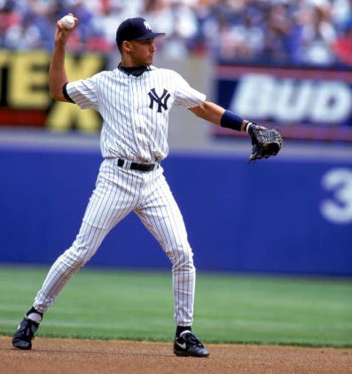 1995: Jeter makes his MLB debut