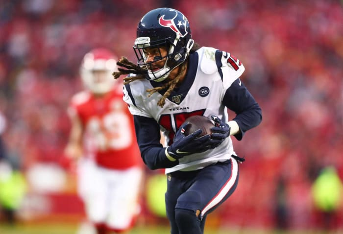 WR Will Fuller | Ideal spot: Patriots
