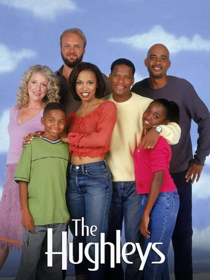 """The Hughleys"" (ABC: 1998-2000, UPN: 2000-2002)"