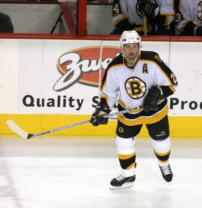 Martin Lapointe, Boston Bruins