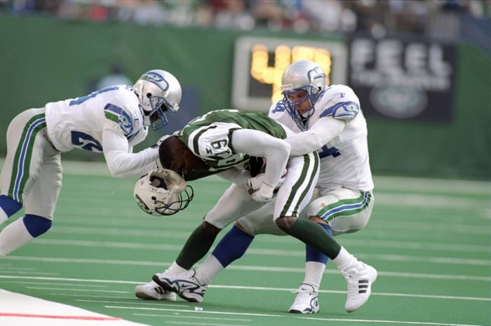 1997: Chad Brown, Seattle Seahawks