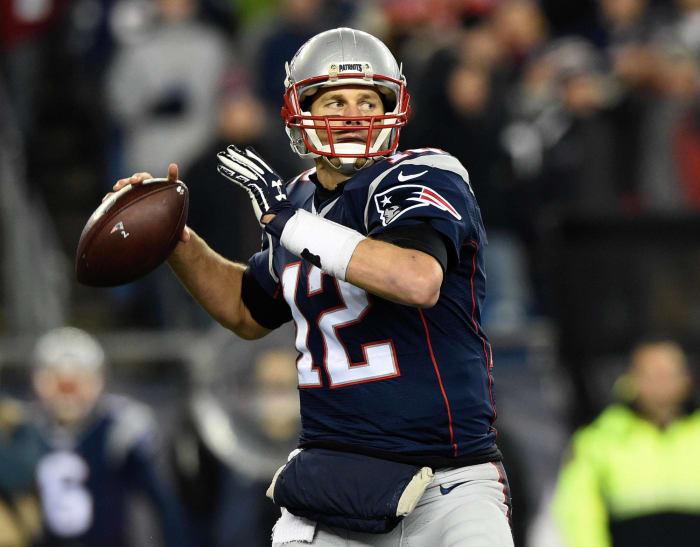 Tom Brady: +550
