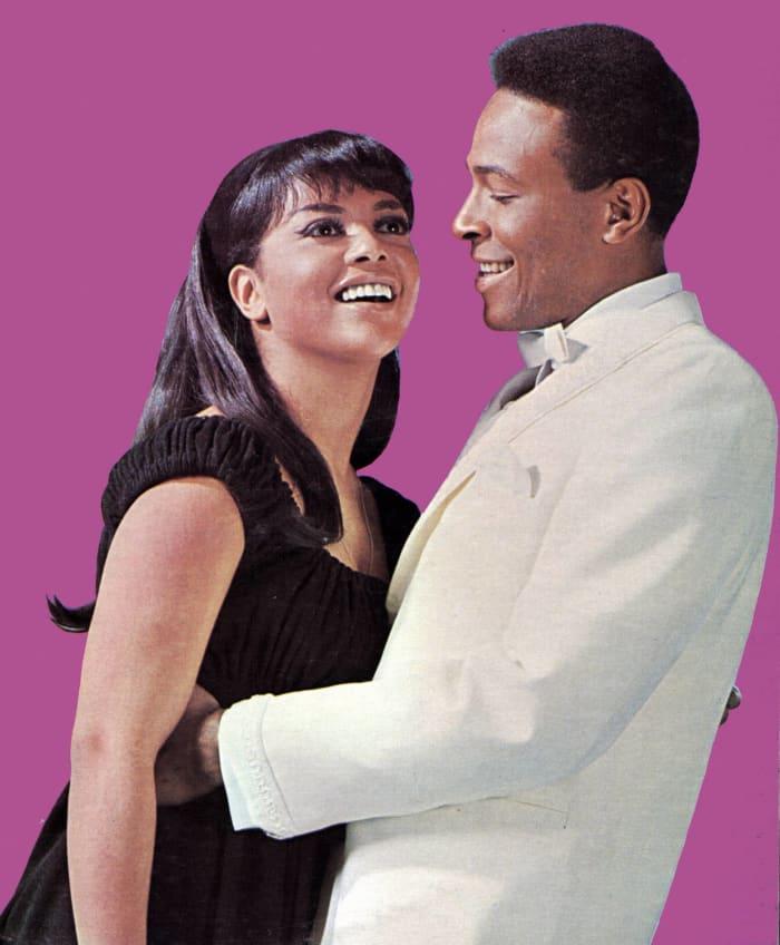 "Marvin Gaye & Tammi Terrell – ""Ain't No Mountain High Enough"""