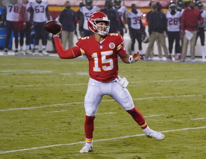 Week 1: Chiefs 34, Texans 20