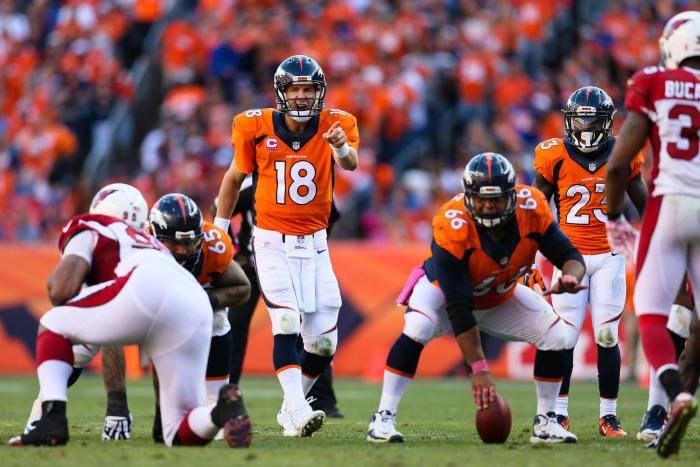 2012: Peyton Manning, Denver Broncos