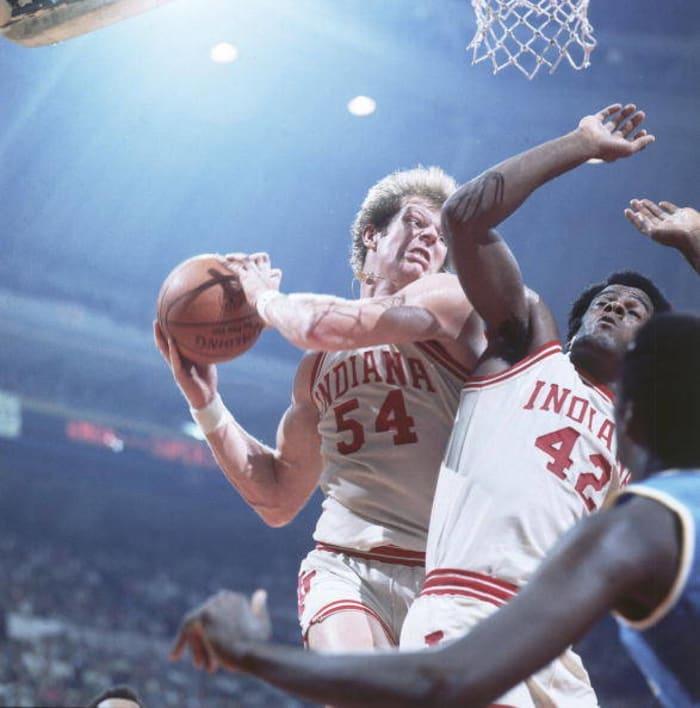 1976: Kent Benson, Indiana