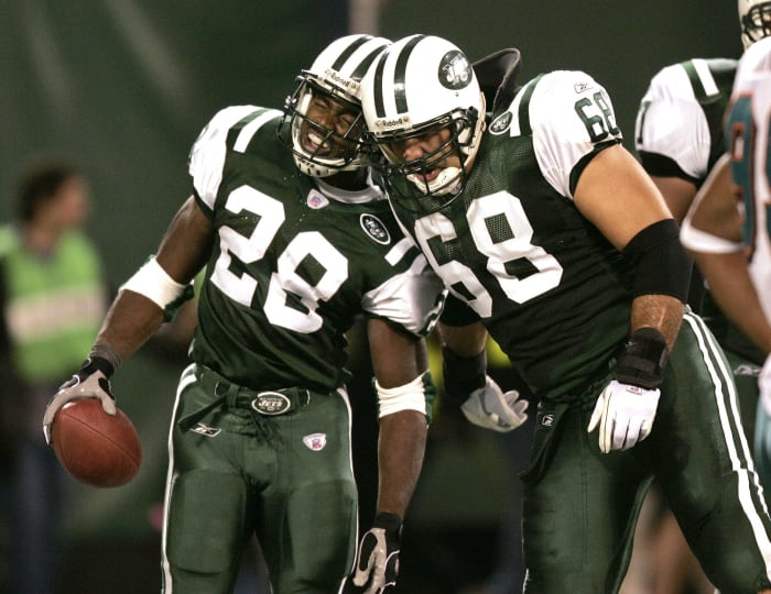 1998: Kevin Mawae, New York Jets