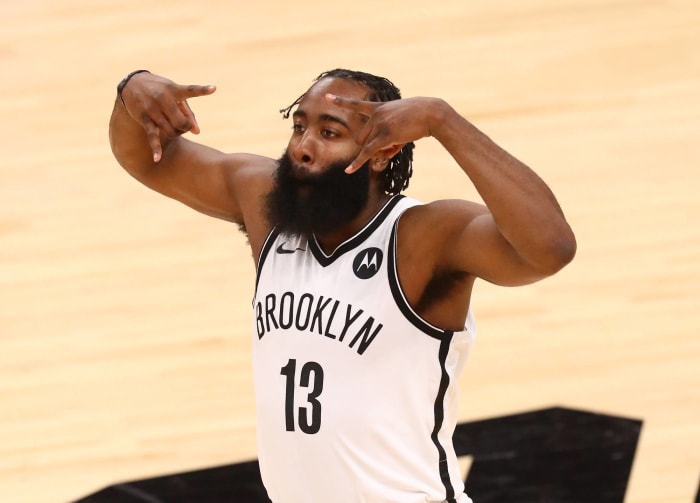 James Harden gives the Nets the highest offensive ceiling in the league...ever?