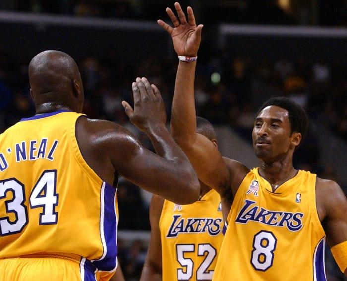 Shaq e LA dominam os playoffs de 2001 a caminho de outro título
