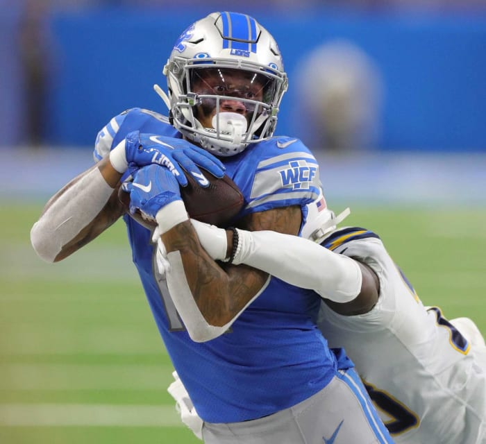 WR Kenny Golladay | Ideal spot: Lions