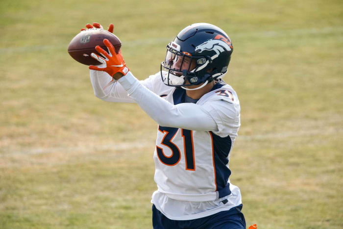 S Justin Simmons | Ideal spot: Broncos