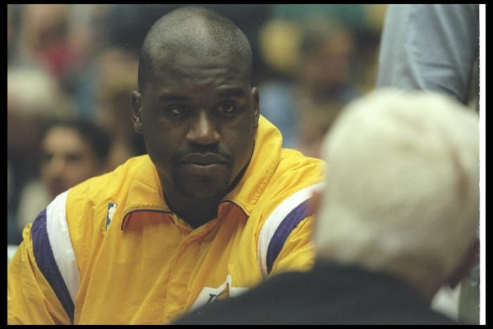 O'Neal deixa o Magic pelo Lakers