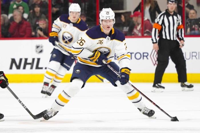2018: Rasmus Dahlin, D, Buffalo Sabres