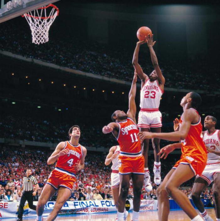 1987: Keith Smart, Indiana