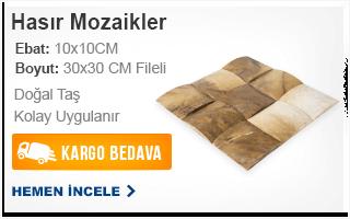 HASIR MOZAİK