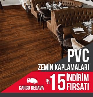PVC ZEMİN KAPLAMA