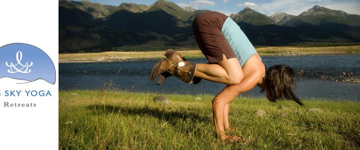 Big Sky Yoga Retreats in Montana USA