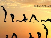 Surya Namaskar (Sun Salutation) Sequence – The Best Yoga Exercise