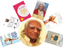 Popular Yoga Books by BKS Iyengar