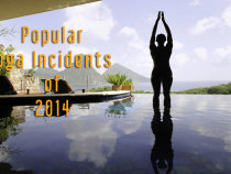 Popular Yoga Incidents of 2014