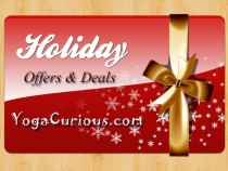 Holidays Promotional Offers by Various Yoga & Fitness Brands
