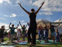 Upcoming Yoga Festivals in November 2013