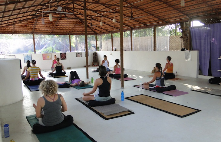 yoga Training classes