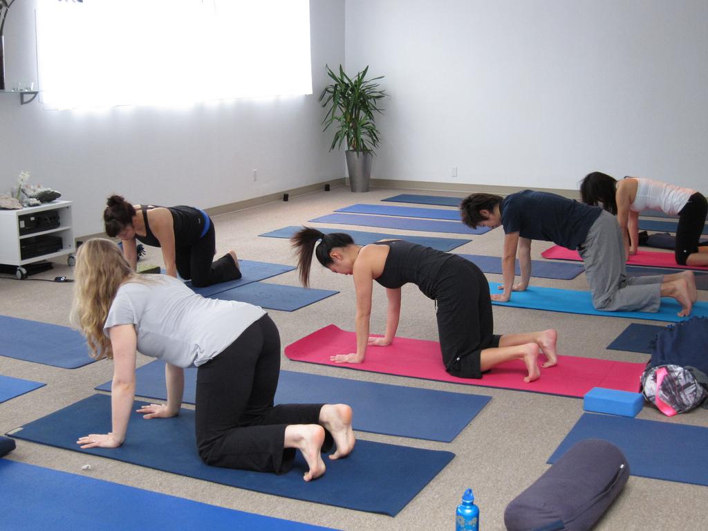 yoga instructor 1