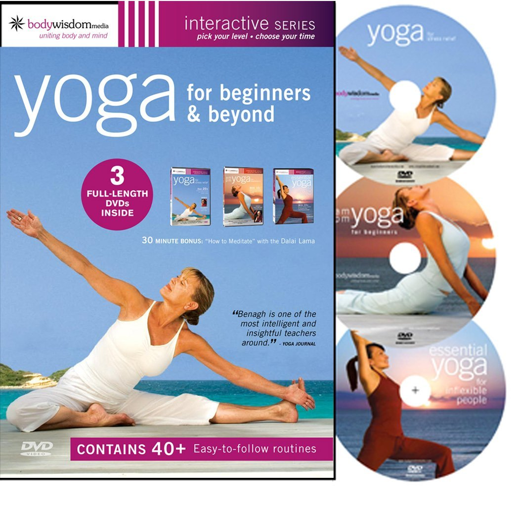yoga dvd by michael-wohl