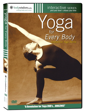 Yoga for everybody yoga dvd