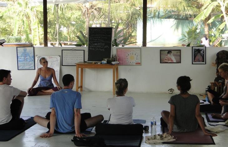 shushumna yoga retreat goa