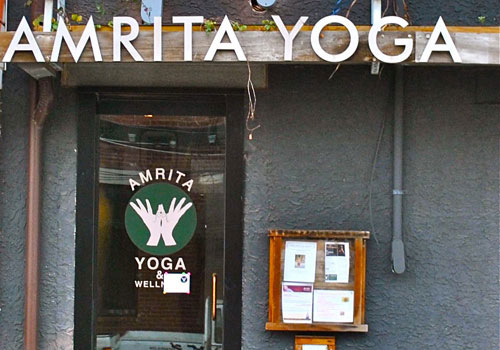 amrita yoga & wellness Events